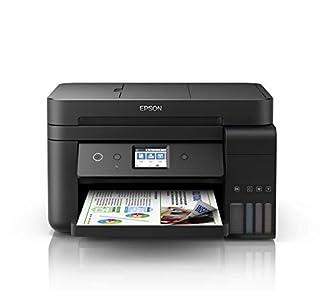 Epson EcoTank ET-4750 4-in-1 Tinten-Multifunktionsgerät (Kopierer, Scanner, Drucker, Fax, A4, ADF, Duplex, WiFi, Ethernet, Display, USB 2.0), großer Tintentank, hohe Reichweite, niedrige Seitenkosten (B075D1D1M9) | Amazon Products