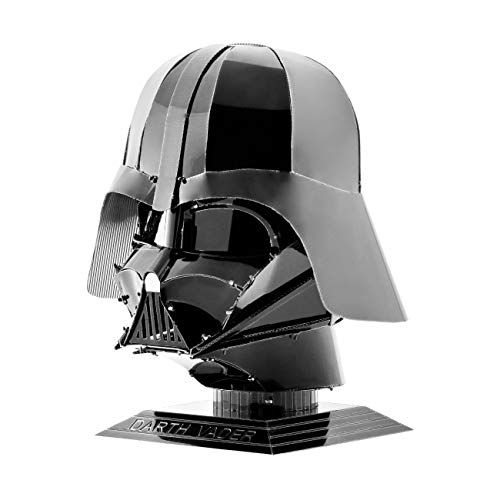 Professor Puzzle Darth Vadar Helm, 3D Metallmodell
