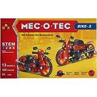 WAGA MEC-O-Tec Bike 3 Metal Construction Sets / Kid's Mechanical Construction Toy Kit ( Multicolor)