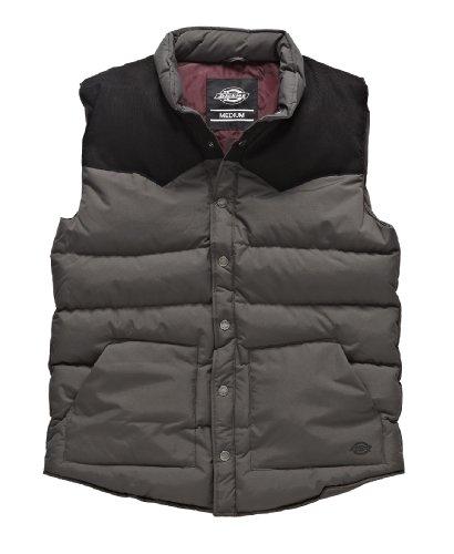 Dickies Herren Jacke Streetwear Male Jacket New Orleans Charcoal Grey