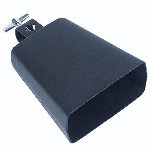 Performance Percussion PP2006 Kuhglocke/Cowbell mit Schlagzeughalterung 20cm
