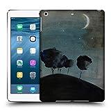 Head Case Designs Offizielle Mai Autumn Gute Nacht Weltraum Und Himmel Ruckseite Hülle für iPad Air (2013)