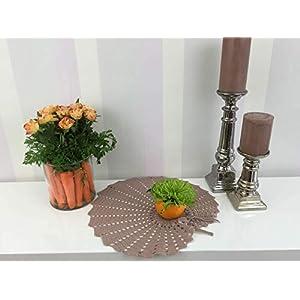 Velvet Romantic Dekoration Collection 103 (Antique Mauve) Häkeln,Skandinavisch, Shabby Chic, Landhaus, Romantische, Design Klassiker Möbel für eine Moderne Elegante Wohnung
