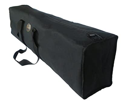 SPECIAL OFFER - PADDED SPEAKER or LIGHT STAND BAG WILL TAKE 4 STANDS EASILY 41 inches LONG