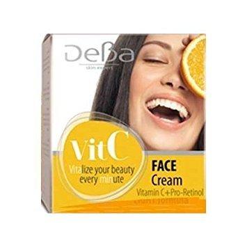 Deba Skin Care with Vitamin C Day Rich Formula Cream