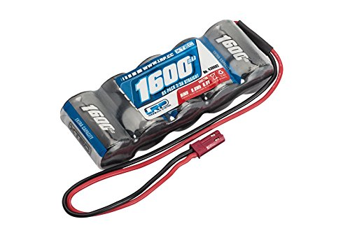 LRP Electronic 430602 - XTEC RX-Pack Straight 2/3A NiMH, BEC, 6.0V, 1600 mah Rx Pack