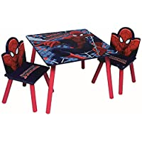 Childrens Wooden Table & Chairs Sets - Indoor Kids Toddlers Playroom Furniture ...