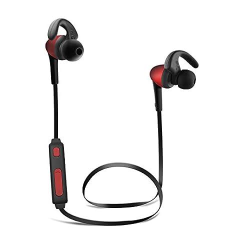 All Cart Stereo Bluetooth Kopfhörer Wireless Kopfhörer In-Ear Earbuds Rauschunterdrückung Headsets Mit Mic Für Musik & Sport