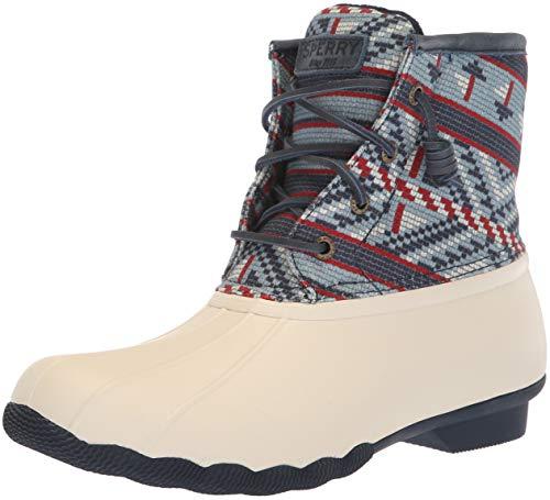 Sperry Boot (Sperry Top-Sider Women's Saltwater Prints Rain Boot)