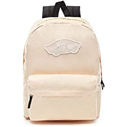 Vans Realm Backpack Mochila Tipo Casual, 42 cm, 22 Liters, Naranja (Bleached Apricot)