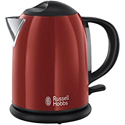 'Russell Hobbs 20191-70 - Bollitore compatto Colours, Rosso