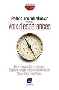 """Afficher """"Voix d'espérances"""""""