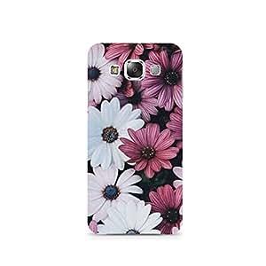 TAZindia Designer Printed Hard Back Case Cover For Samsung Galaxy E5