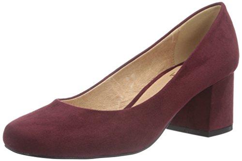La Strada 960591, Escarpins femme Rouge - Rot (2231 - micro Wine)