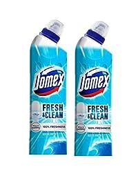 Domex Ocean Fresh Toilet Cleaner - 750 ml (Pack of 2)