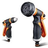 SparY - Pistole ad Acqua per Lavaggio Auto, ad Alta Pressione, Multifunzione, ugello Durevole per Prato