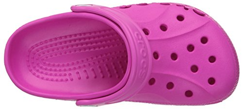 Crocs Baya 10190 Unisex-Kinder Clogs Pink (Neon Magenta)
