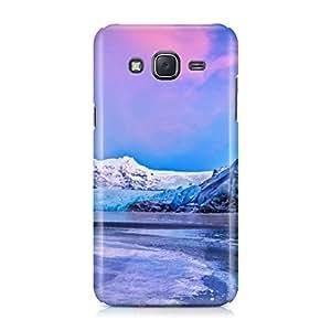 Hamee Designer Printed Hard Back Case Cover for Samsung Galaxy J7 2015 Edition Design 9267
