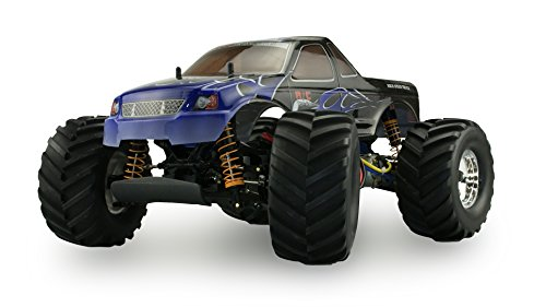 Amewi 22121 - Monstertruck Bonzer 2008G, 4WD, M 1:10 RTR