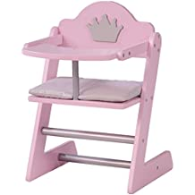 roba-kids - Trona de muñecas, color rosa (Roba Baumann 98034)