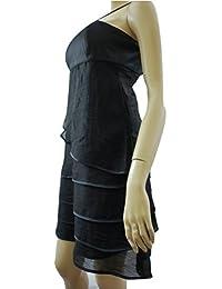 NEXT Jet Black Pleated Prom / Party Dress