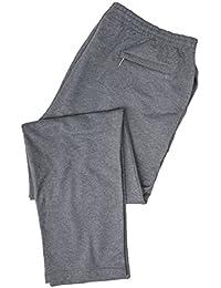 Pantalón Jogging Hajo Tallas Grandes Hombres Gris
