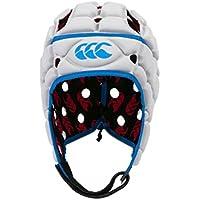 Canterbury Ventilator Protector de Cabeza para Rugby, Hombre, Azul Claro, L