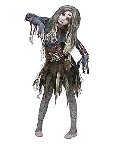 Zombie Halloween Costumes Filles - 3D Zombie costume pour les filles