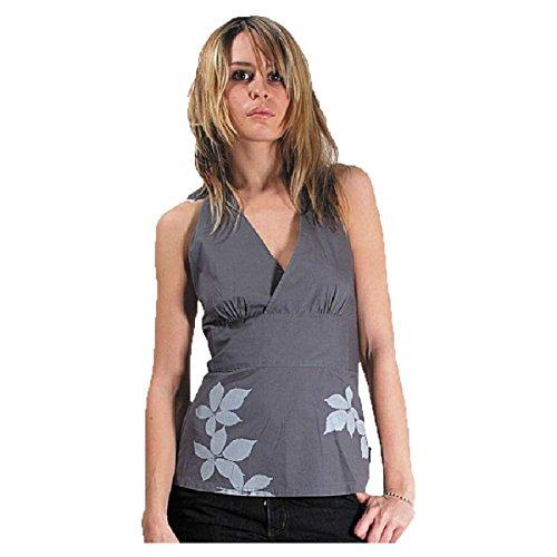 Addict -  T-shirt - Donna Grigio