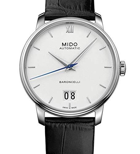 Mido Baroncelli Big Date M027.426.16.018.00