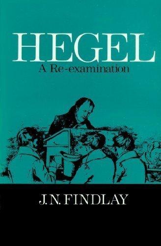 Hegel: A Re-Examination by J. N. Findlay (1976-09-30)