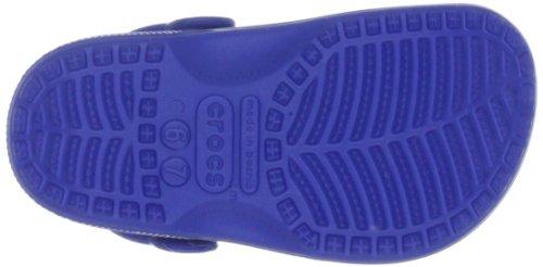 Crocs Classic Kids, Sabots Mixte Enfant Bleu (Sea Bleu)