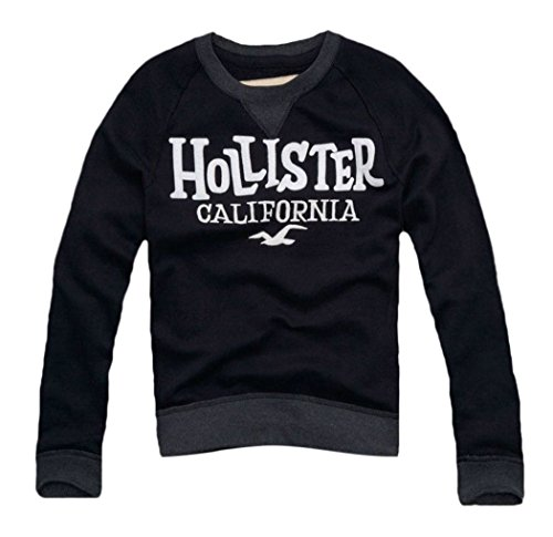 hollister-herren-northside-sweatshirt-langarmshirt-hemd-grosse-large-schwarz-608186237