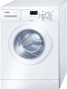 Bosch Serie 2 WAE20037IT Freestanding Front-load 7kg 1000RPM A+++ White washing machine - washing machines (Freestanding, Front-load, White, Left, Stainless steel, 55 L)