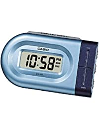 Casio DQ-543-2EF - Reloj despertador (digital, cuarzo), color azul