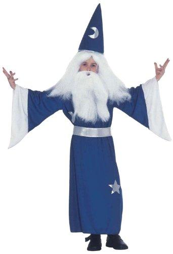 Imagen de widman  disfraz de mago para niño, talla 5  7 años 38266