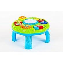 Baby Spieltisch KP5191 Musikalisches Spielzenter Babyspielzeug Lernspielzeug NEU