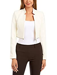 668c8dbc2ab oodji Ultra Mujer Chaqueta Transformable con Parte Inferior Desmontable