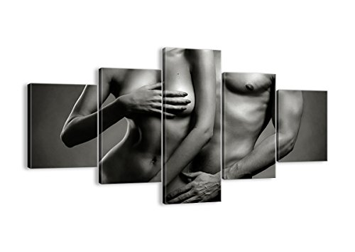 Bild auf Leinwand - Leinwandbilder - fünf Teile - Breite: 125cm, Höhe: 70cm - Bildnummer 2721 - fünfteilig - mehrteilig - zum Aufhängen bereit - Bilder - Kunstdruck - EA125x70-2721
