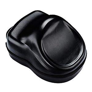 Cikuso EBSC228 Tragetasche aus PU-Leder für Sony Playstation VR PS4 Headset