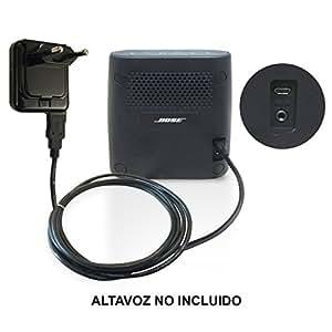 ABC Products® Remplacement Bose 5V / 5 Volt Micro USB Adaptateur Secteur Pile / Batterie Mur Chargeur Cable Pour Soundlink Colour, Mini II, Mini 2, Revolve 360 Bluetooth Enceinte Portable / Speaker