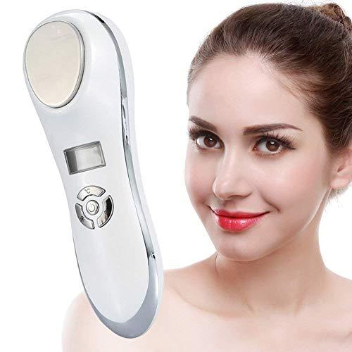 Ultra Vibration Massage des Gesichts Schönheit Gerät Massagegerät Facial Behandlung für Anti Ride retendre die Haut Feige mit Temperatur von 5bis 42Grad ideal Geschenk für Damen