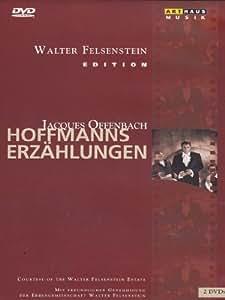 Offenbach: Tales of Hoffmann (Walter Felsenstein Edition - Tales Of Hoffmann) [DVD] [2009] [NTSC]