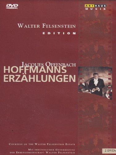 Jacques Offenbach - Hoffmanns Erzählungen [2 DVDs]