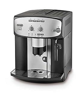 De'Longhi Caffe' Corso ESAM2800.SB Bean to Cup, Silver and Black (B00LB8FHJ4) | Amazon Products