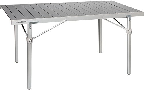 BRUNNER Tisch Titanium Quadra 6 NG 147 x 73 x 72 cm