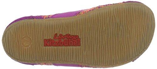 Living Kitzbühel T-Modell, Chaussons Mules Mixte Enfant Mehrfarbig (Fuchsia/Orange)