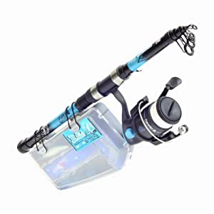Caperlan U-Fish-Sea-240 Adult Rod