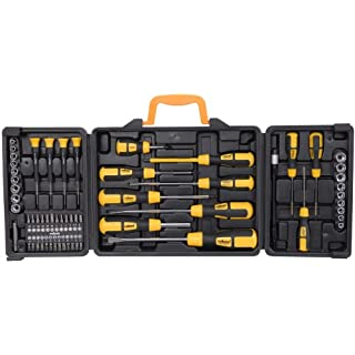 Rolson 36820 Screwdriver Set - 60 Pieces