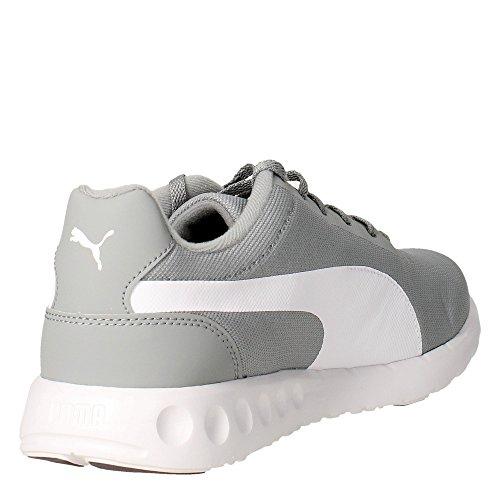 Puma 188274 002 Sneakers Homme Tissu Gris Gris